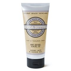 Delray Beach Luxury Bath and Shower Gel - Cocoa Butter