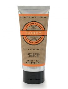 Delray Beach Luxury Bath and Shower Gel - Honey