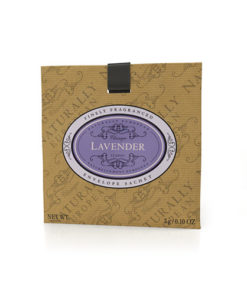 Naturally European Fragranced Envelope Sachet Lavender