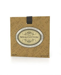 Naturally European Fragranced Envelope Sachet Milk Cotton