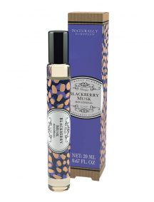 Naturally European Perfume Rollerball - Blackberry Musk