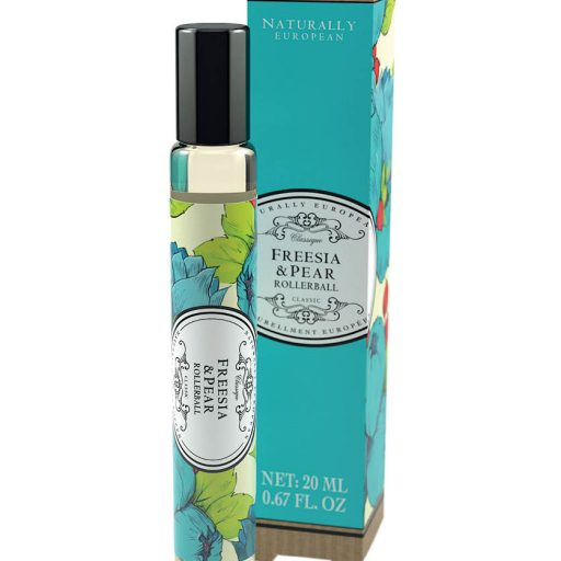 Naturally European Perfume Rollerball - Freesia and Pear