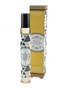 Naturally European Perfume Rollerball - White Flowers