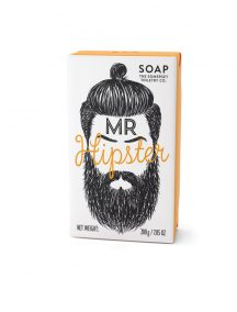 Mr Hipster - Black Pepper & Ginger
