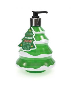 Festive Hand Wash Christmas Tree