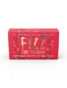 Drunken Carol Soap - Fizz the Season