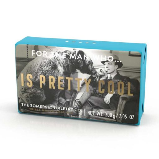 Is pretty cool soap