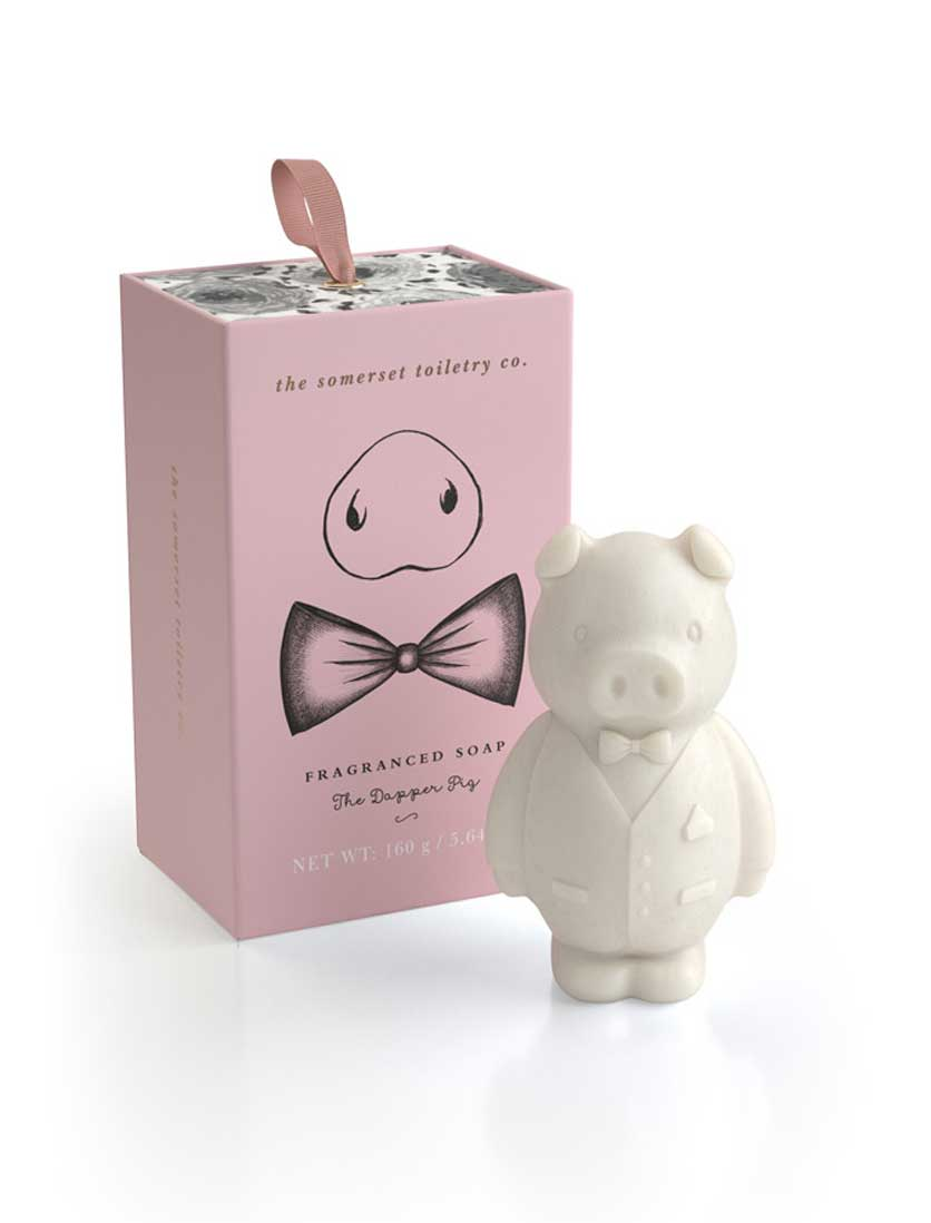 Animal Soap - The Dapper Pig