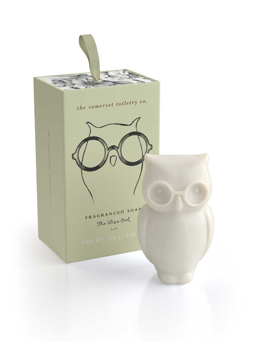 Animal Soap - The Wise Owl