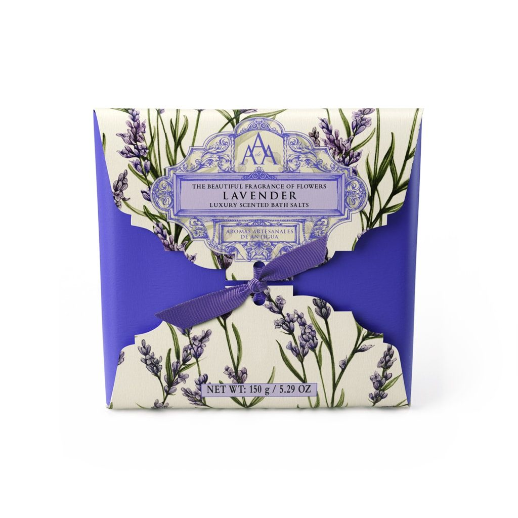 AAA 150g Bath Salts Sachet - Lavender