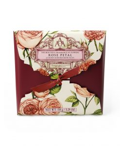 AAA 150g Bath Salts Sachet - Rose Petal