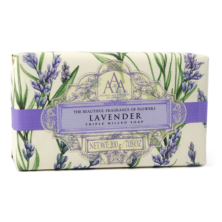 AAA Triple Milled Soaps - Lavender