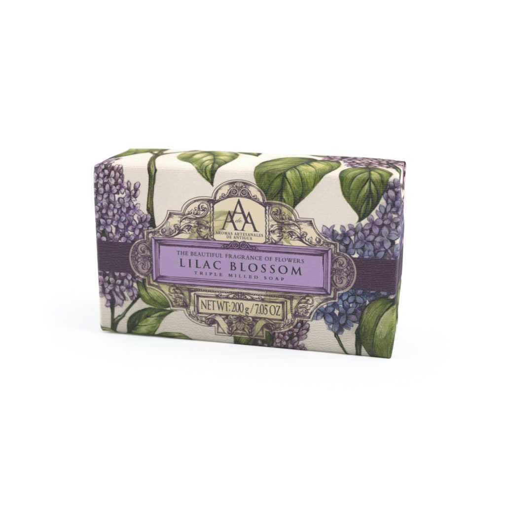 AAA Triple Milled Soaps - Lilac Blossom