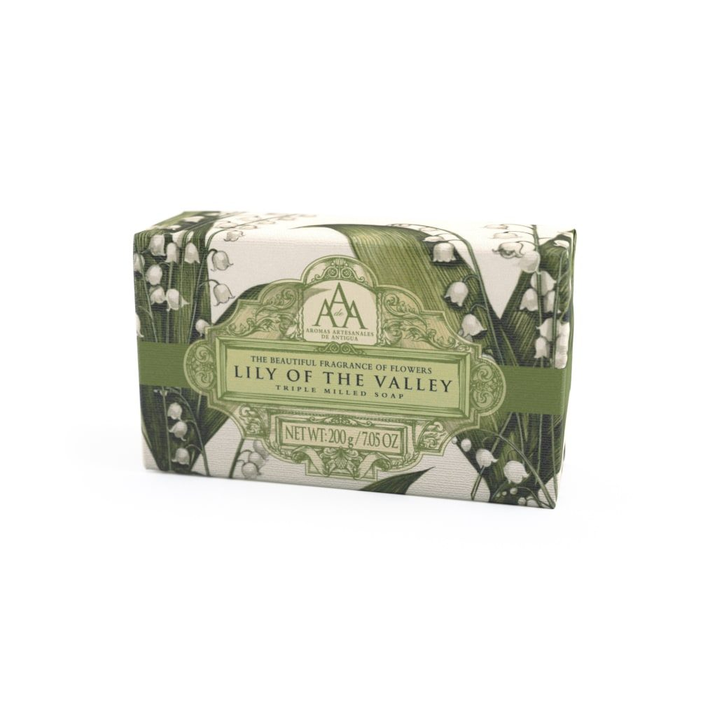 AAA Triple Milled Soaps - Lily of the Valley