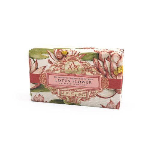 AAA Triple Milled Soaps - Lotus Flower