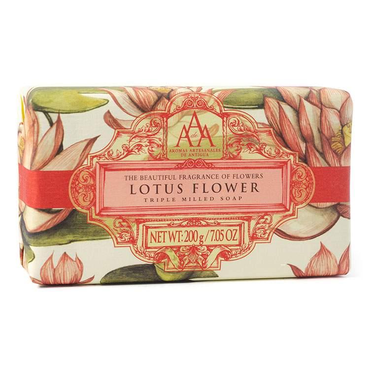 AAA Triple Milled Soaps - Lotus Flower