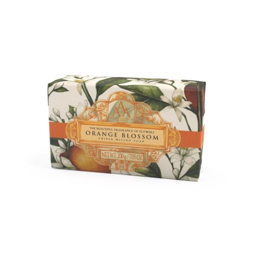 AAA Triple Milled Soaps - Orange Blossom