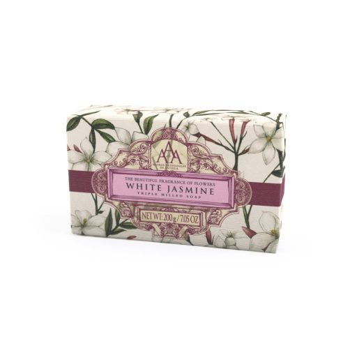 AAA Triple Milled Soaps - White Jasmine
