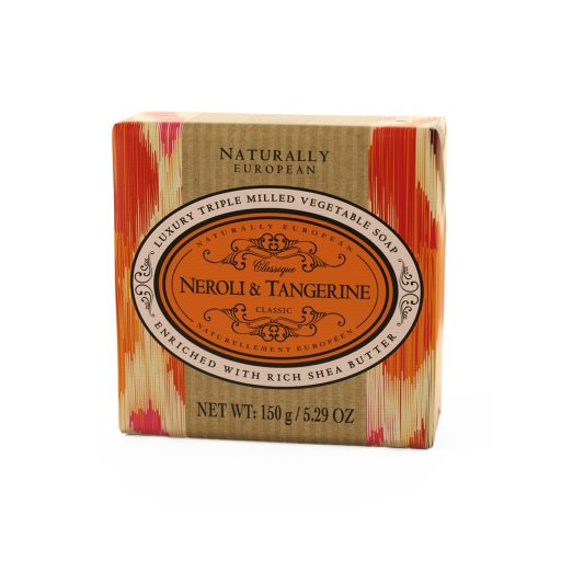 Naturally European Soap Neroli and Tangerine