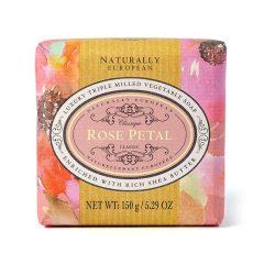 Naturally European Soap Rose Petal