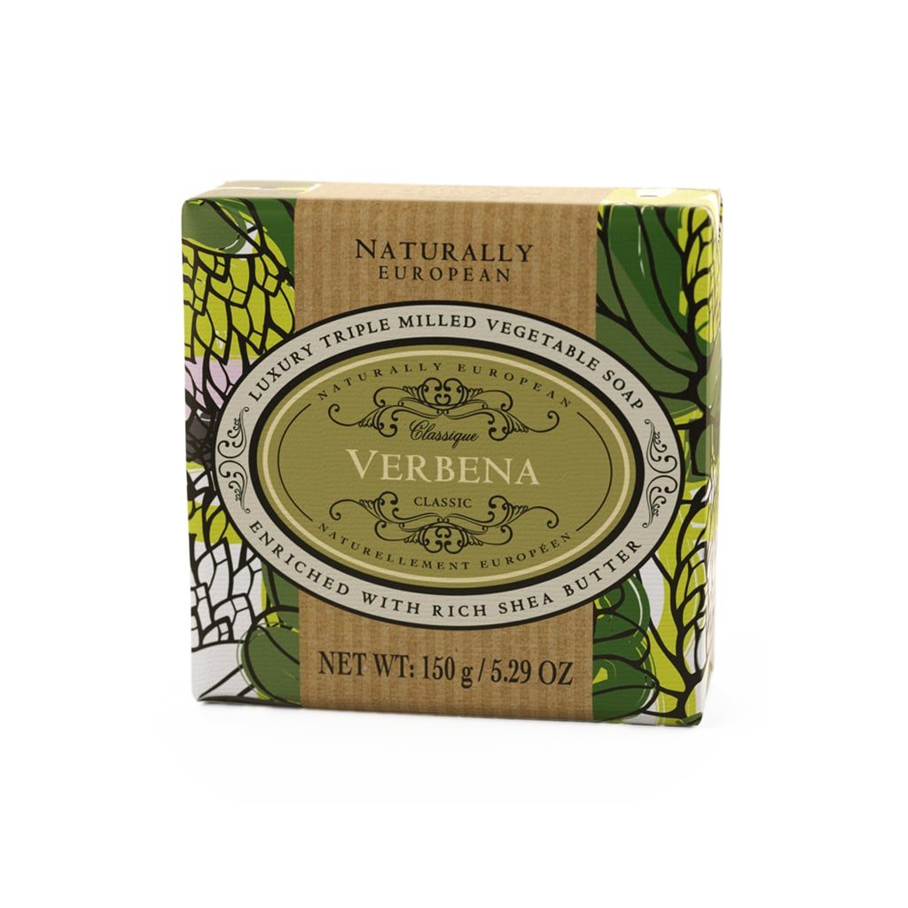Naturally European Soap Verbena