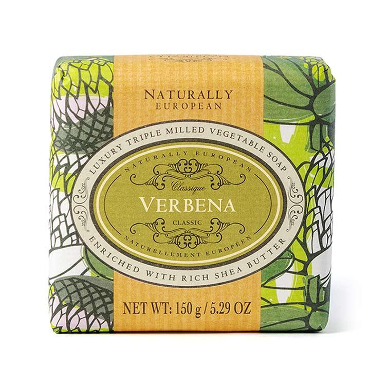 Naturally European Soap Verbena