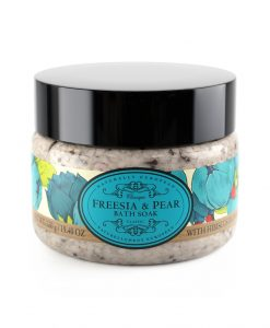 Naturally European Bath Salts Freesia and Pear