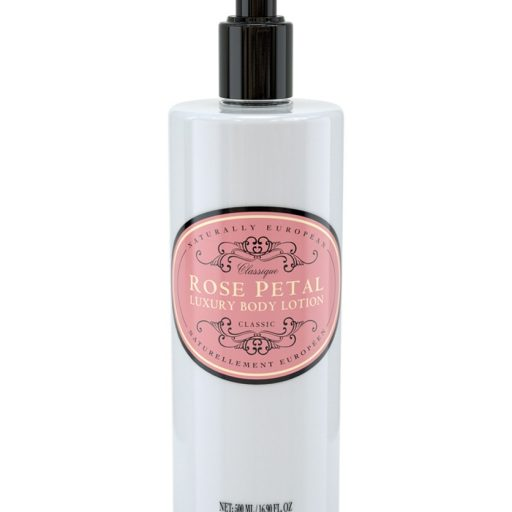 naturally european body lotion rose petal