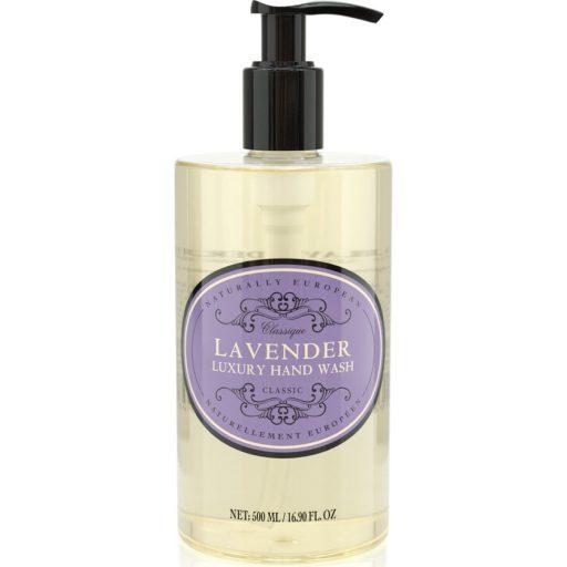 naturally european hand wash lavender