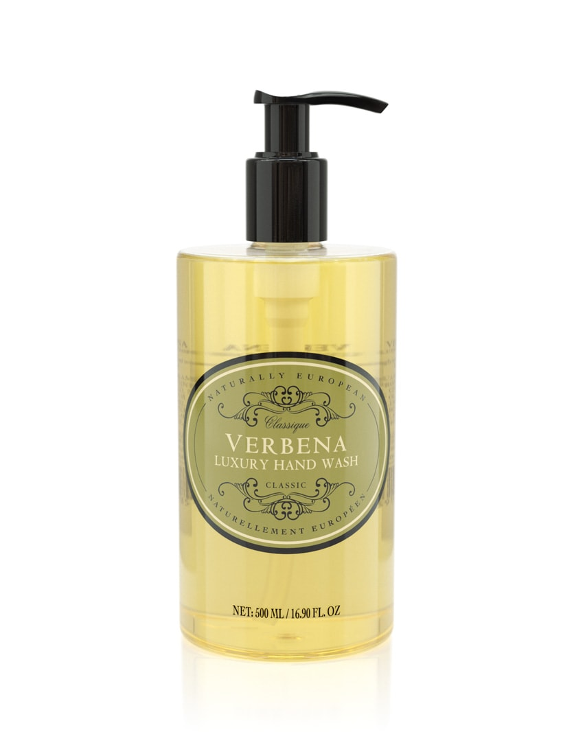 naturally european hand wash verbena