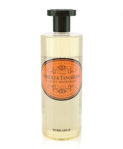 naturally european shower gel neroli and tangerine