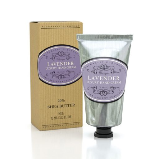 naturally european hand cream lavender