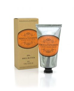 naturally european hand cream neroli and tangerine