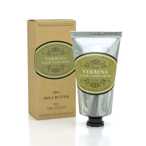 naturally european hand cream verbena