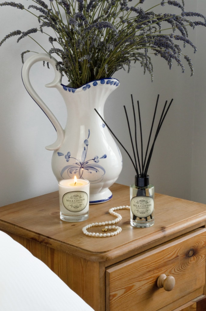 Naturally European - Milk Diffuser - Milk Candle