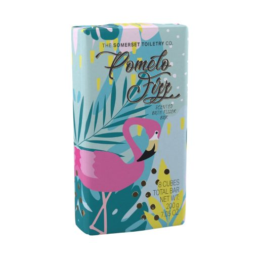 Pomelo Fizz Bath Fizzer Bar