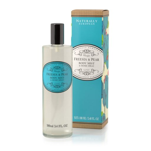 Freesia and Pear Naturally European Body Mist and Home Spray