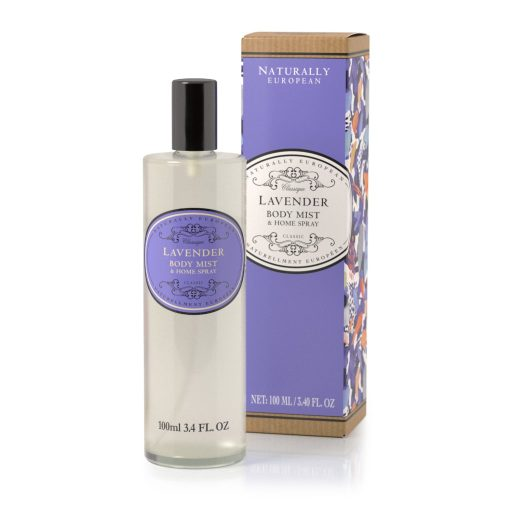 Lavender Naturally EuropeanBody Mist and Home Spray