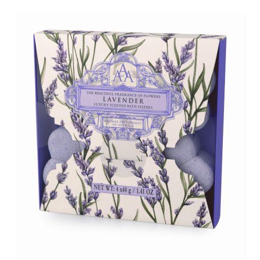 Lavender Aromas Artesanales De Antigua Bath Fizzers
