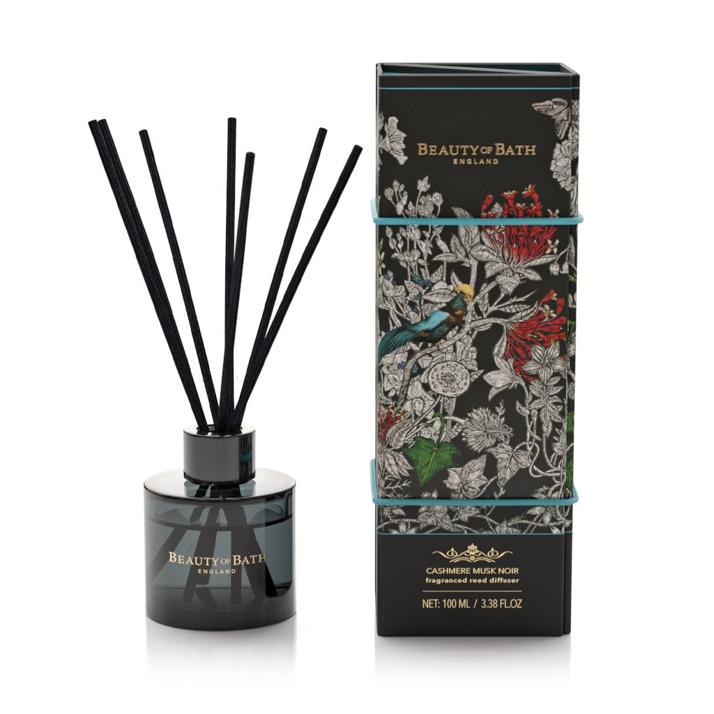 Cashmere Reed Diffuser Beauty Of Bath The Somerset