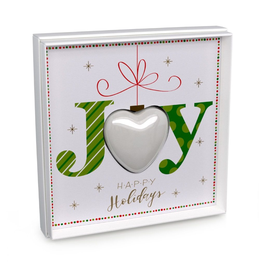 Christmas Card and Frosted Spruce Soap