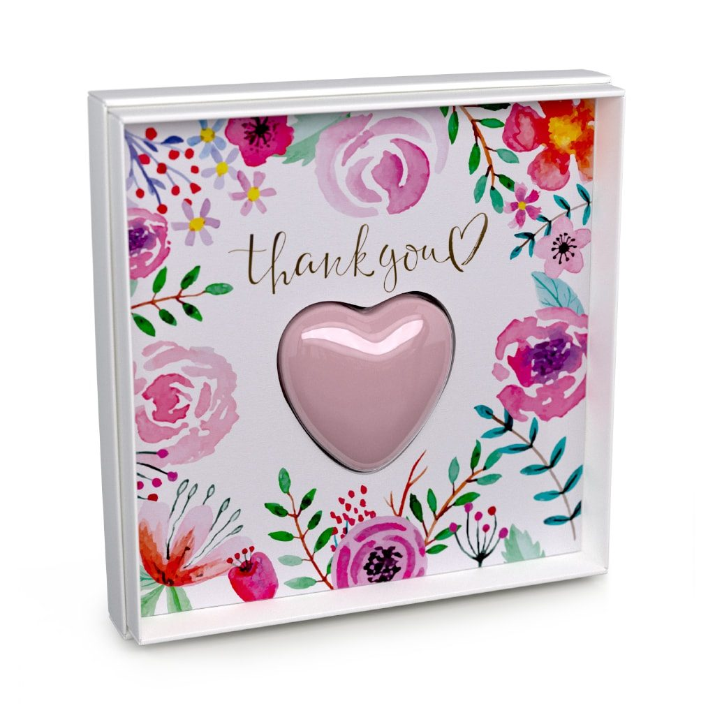 Sealed with a Kiss Thank You Card