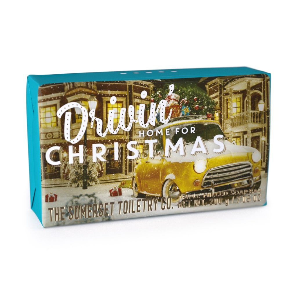 somerset-toiletry-company-holiday-spirit-driving home for christmas soap