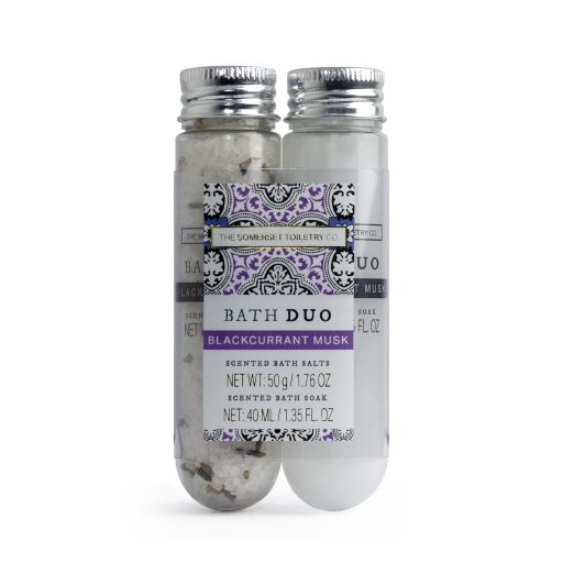 Blackcurrant Musk Bath Duo Gift Set