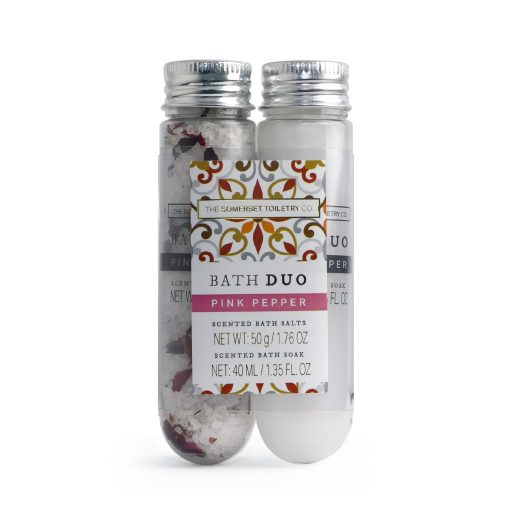 Pink Pepper Bath Duo Gift Set