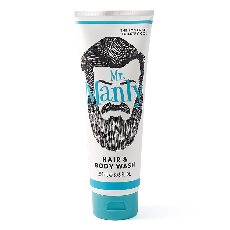 mr manly hair and body wash