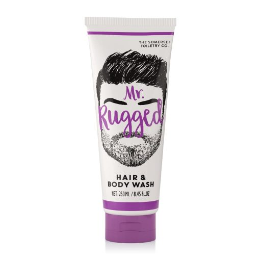 Mr rugged hair and body wash