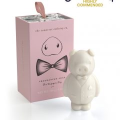 The Dapper Pig Soap