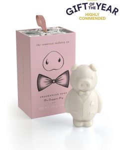 The Dapper Pig Soap