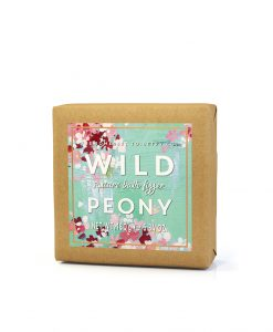 180g Floral Blossom Bath Fizzers - Wild Peony
